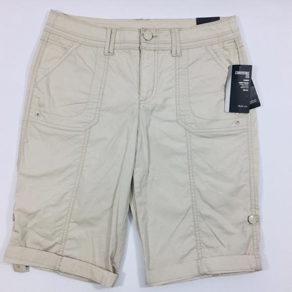 bfe52dec5d5 Macy's Shorts   Style Co Convertible Hiking Sz 8   Poshmark